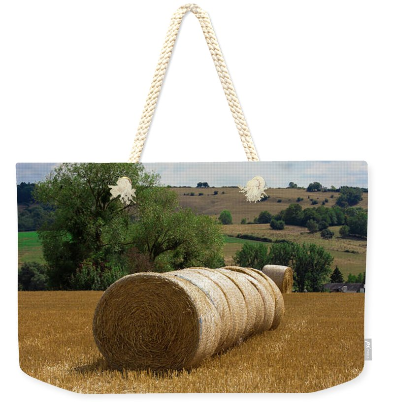 Luxembourg Countryside - Weekender Tote Bag