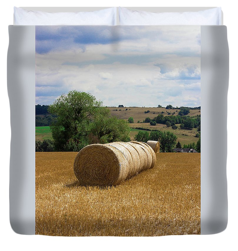 Luxembourg Countryside - Duvet Cover