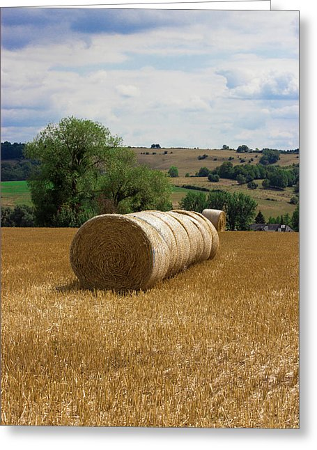 Luxembourg Countryside - Greeting Card