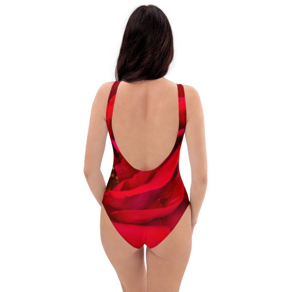 'Whisper of passion' One-Piece Swimsuit