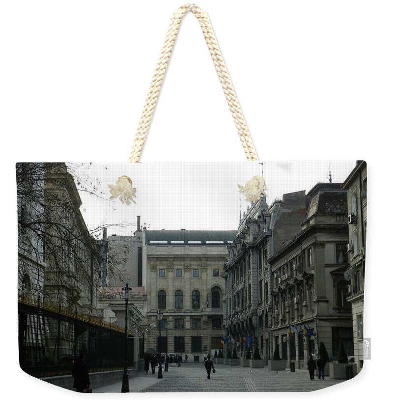 Old Bucharest - Weekender Tote Bag