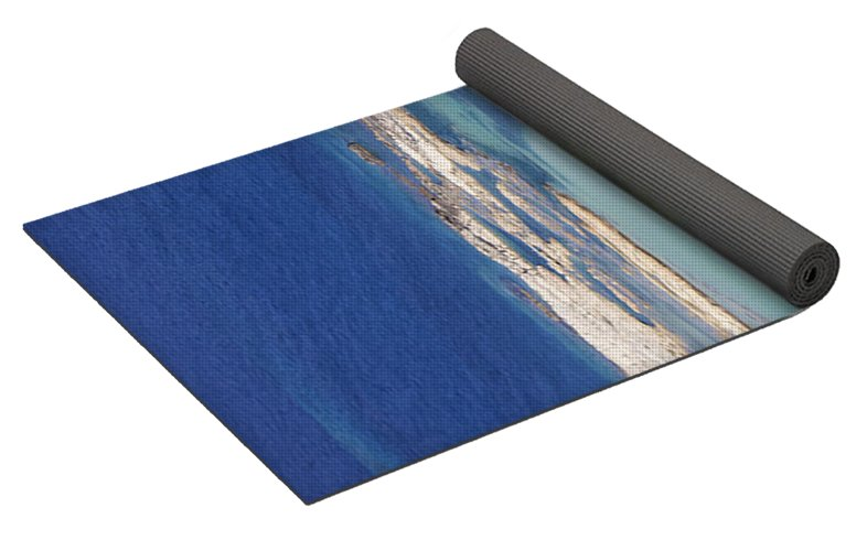 Pathway To The Sea - Yoga Mat