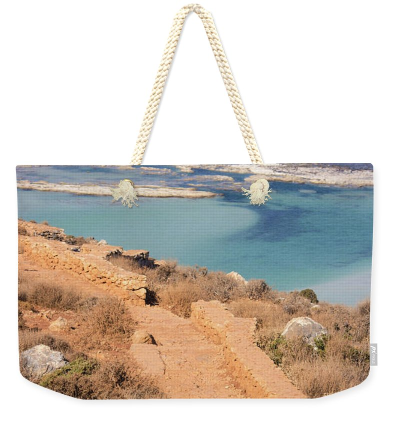 Pathway To The Sea - Weekender Tote Bag