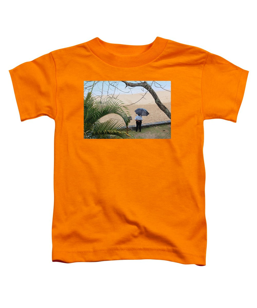 Rainy Day - Toddler T-Shirt