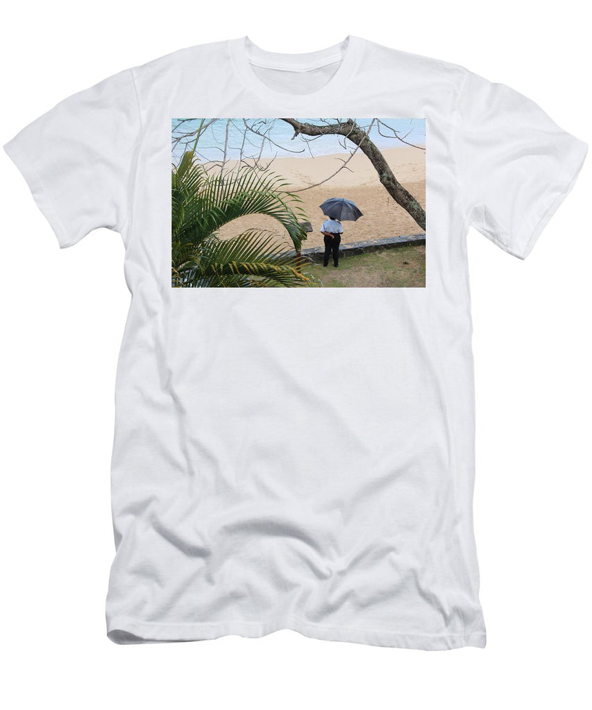 Rainy Day - Men's T-Shirt (Athletic Fit)