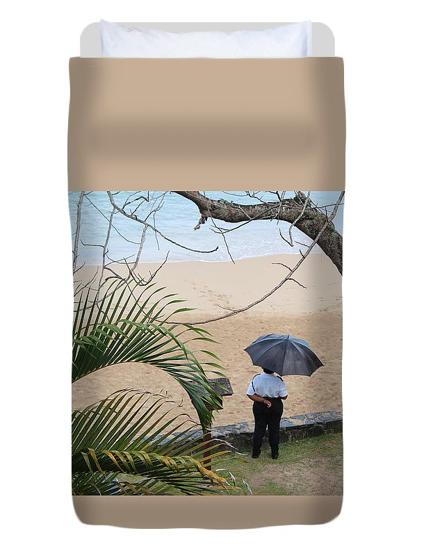 Rainy Day - Duvet Cover