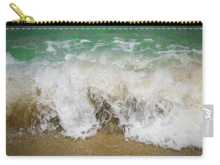 Sea Waves - Carry-All Pouch