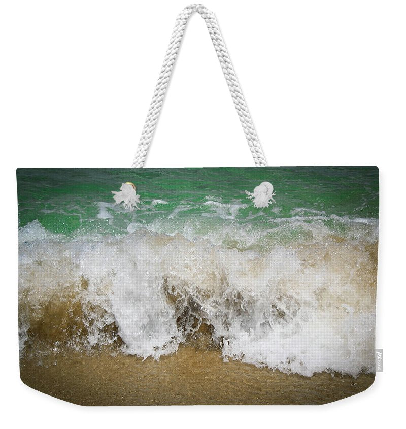 Sea Waves - Weekender Tote Bag