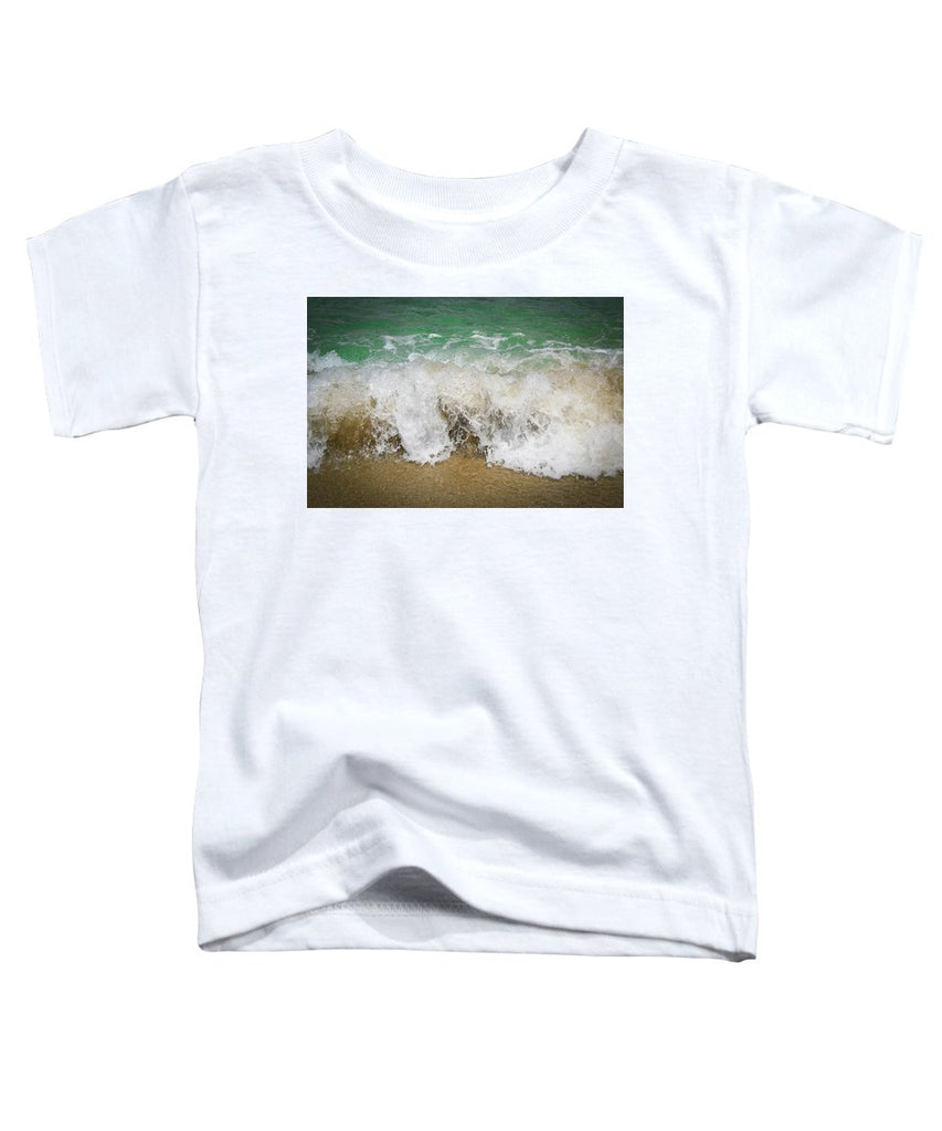Sea Waves - Toddler T-Shirt