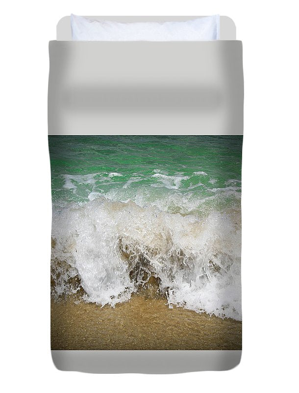 Sea Waves - Duvet Cover