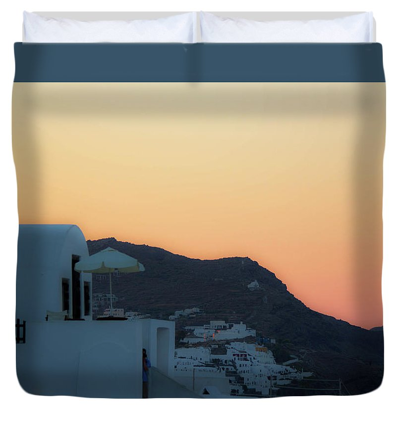 Spectacular Sunrise - Duvet Cover