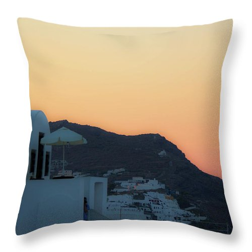 Spectacular Sunrise - Throw Pillow