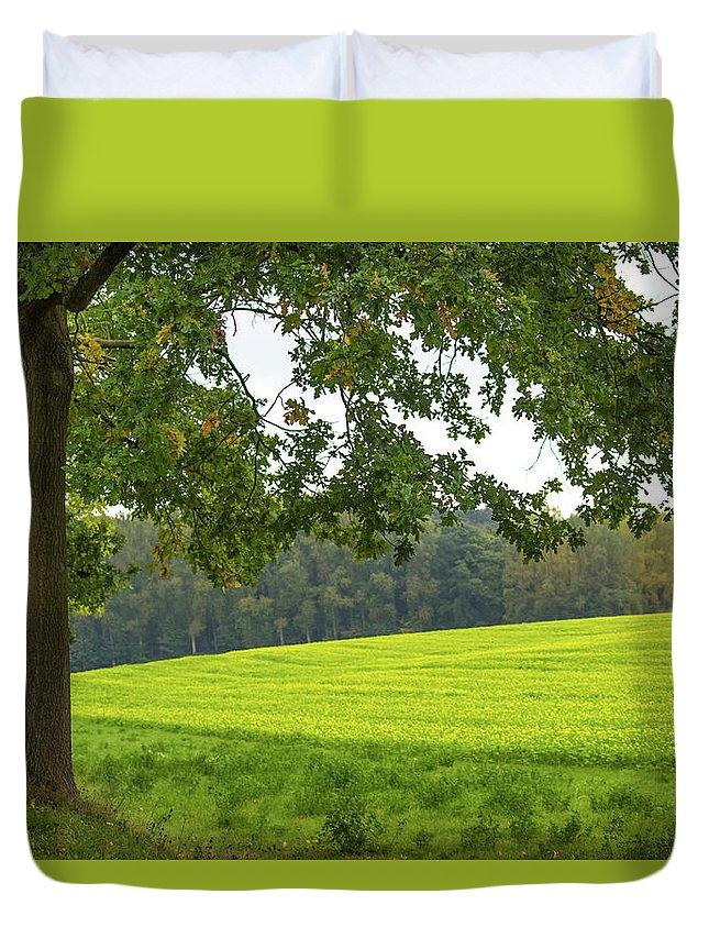 Splendid View In Autumn - Duvet Cover