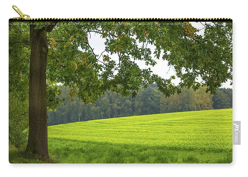 Splendid View In Autumn - Carry-All Pouch