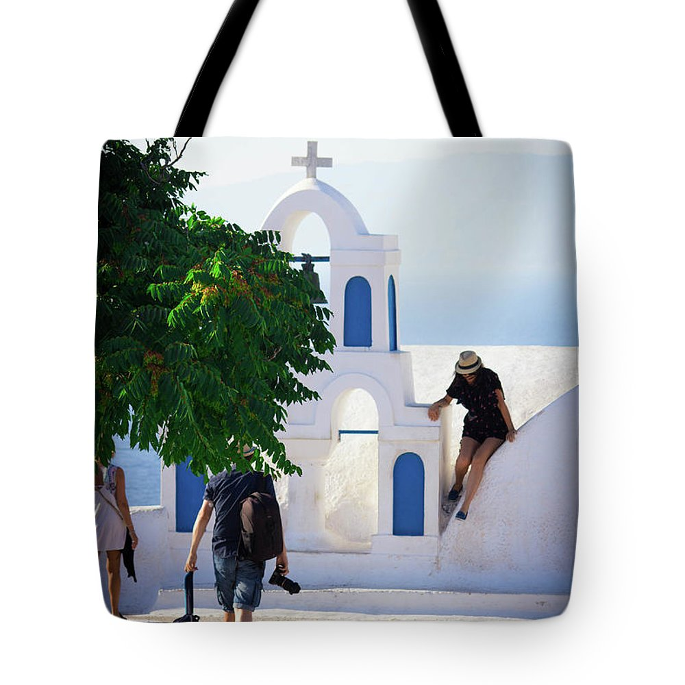 Street Impressions - Tote Bag