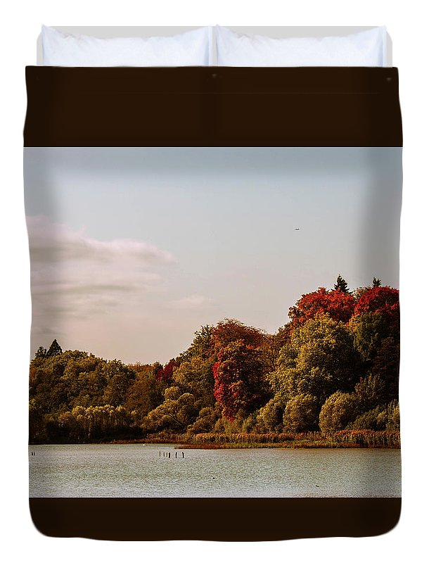 Stunning Surroundings In La Hulpe, Belgium - Duvet Cover