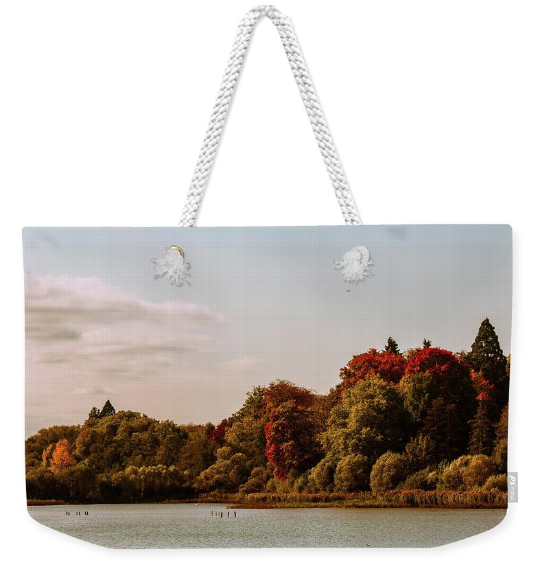 Stunning Surroundings In La Hulpe, Belgium - Weekender Tote Bag
