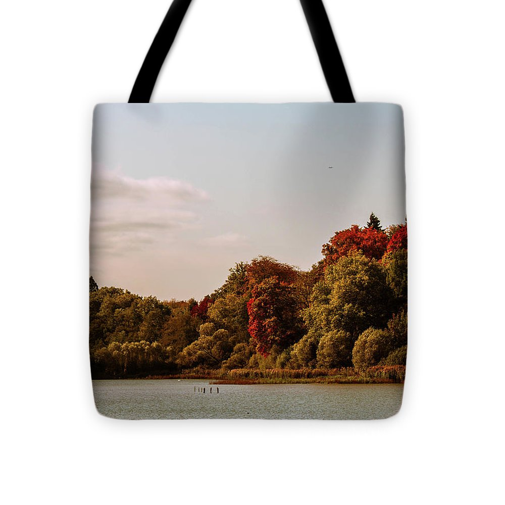 Stunning Surroundings In La Hulpe, Belgium - Tote Bag
