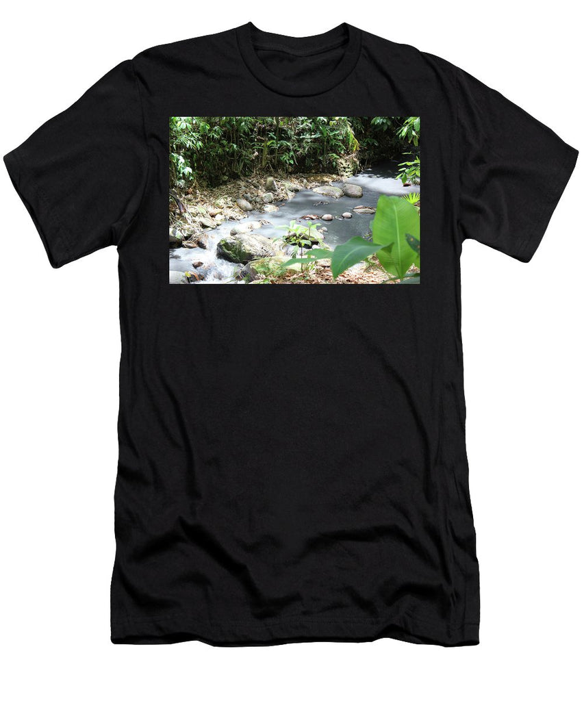 Sulphur Spring - Men's T-Shirt (Athletic Fit)
