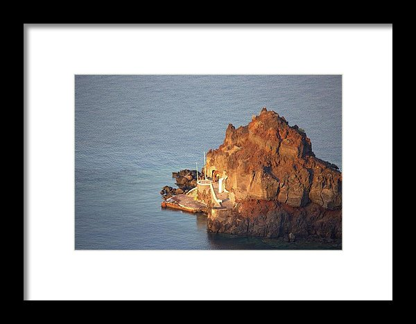 Sunrise Reflection  - Framed Print