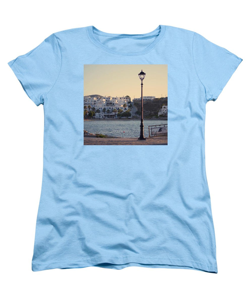 Sunset In Cyclades - Women's T-Shirt (Standard Fit)