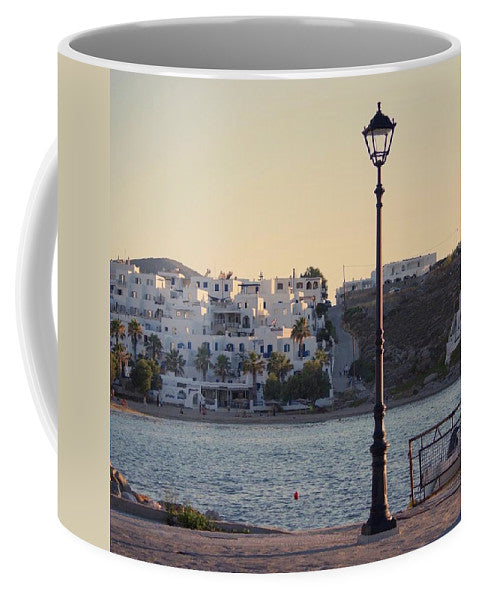 Sunset In Cyclades - Mug