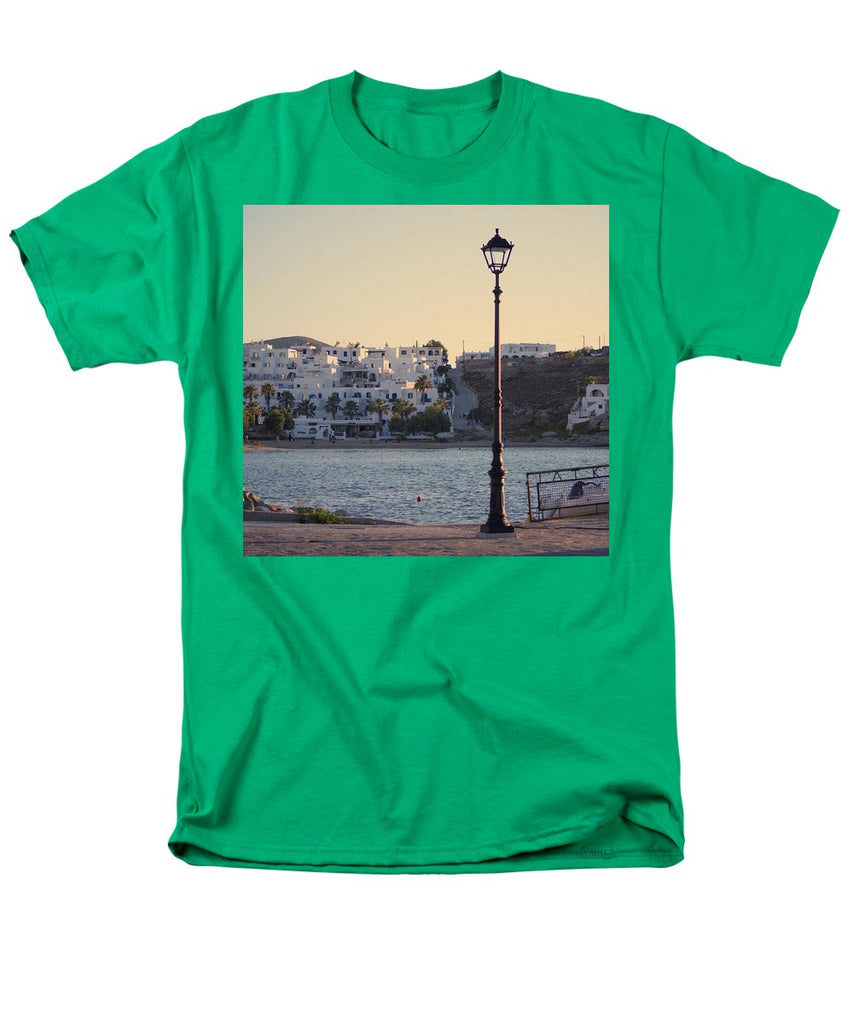 Sunset In Cyclades - Men's T-Shirt  (Regular Fit)
