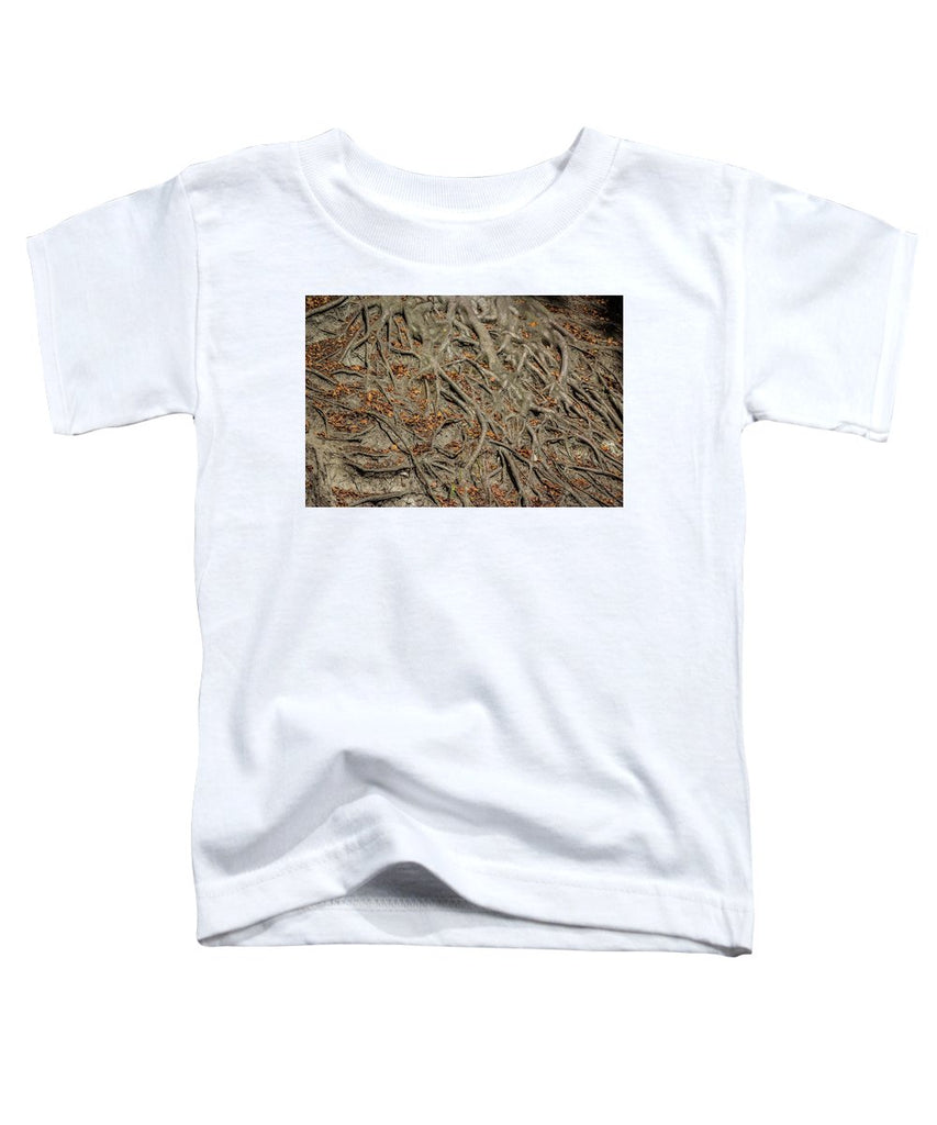 Trees' Roots - Toddler T-Shirt