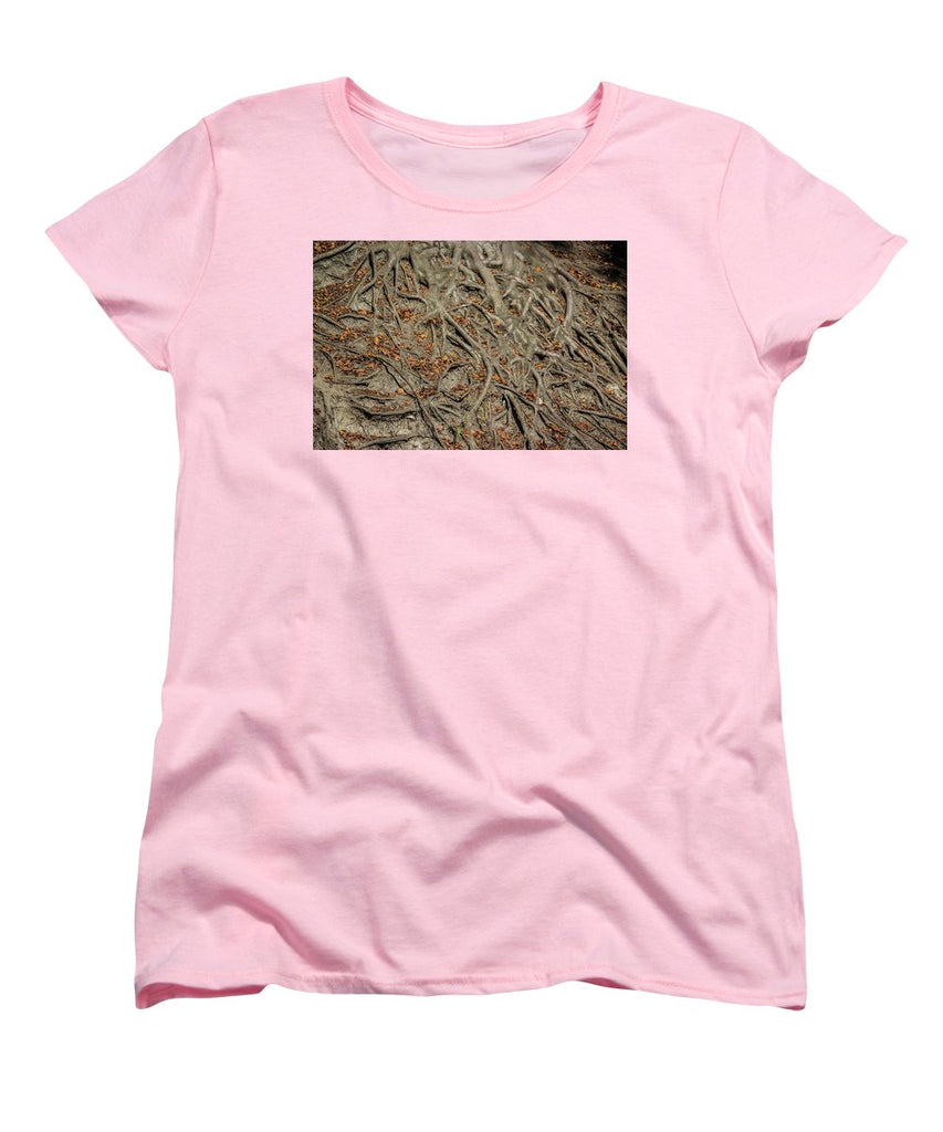 Trees' Roots - Women's T-Shirt (Standard Fit)