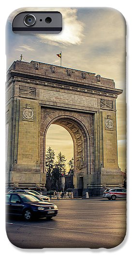 Triumphal Arch Bucharest - Phone Case