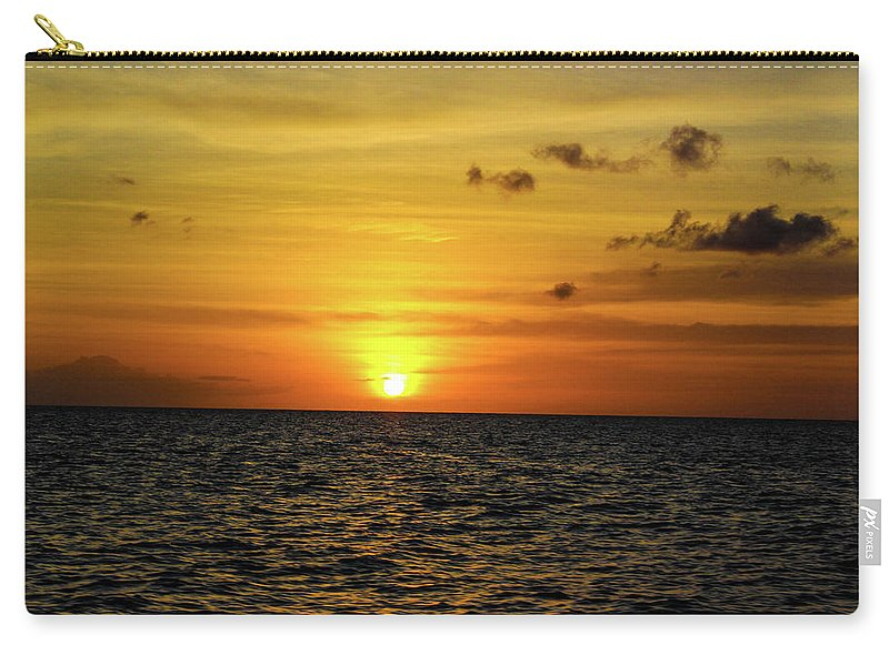 Tropical Sunset - Carry-All Pouch