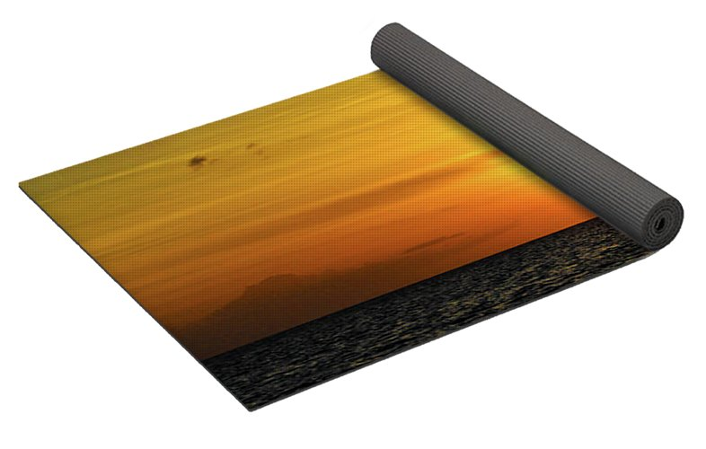 Tropical Sunset - Yoga Mat