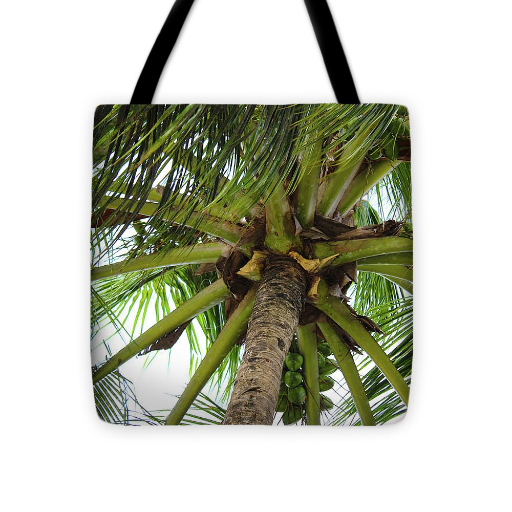 Under The Coconut Tree - Tote Bag