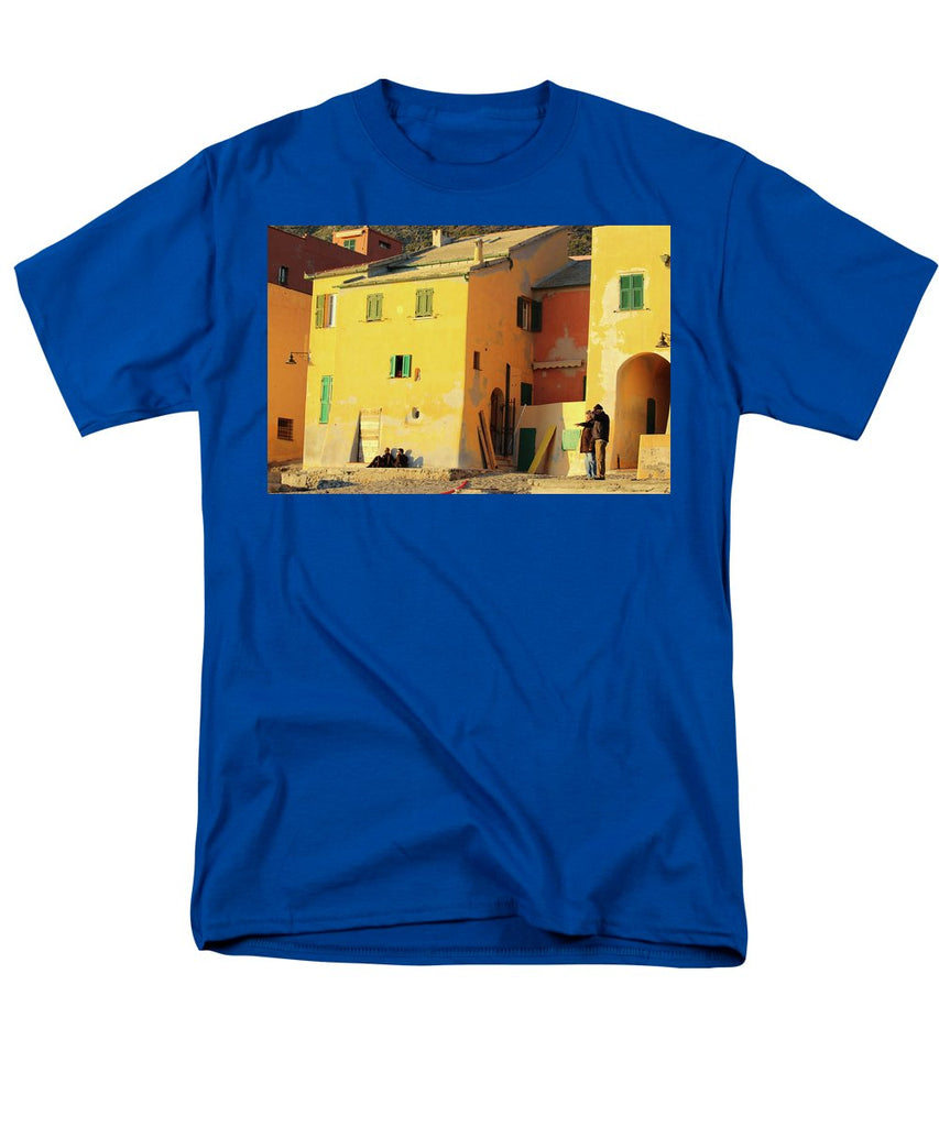 Under The Ligurian Sun - Men's T-Shirt  (Regular Fit)