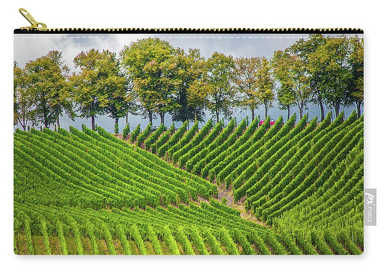 Vineyards In The Grand Duchy Of Luxembourg - Carry-All Pouch