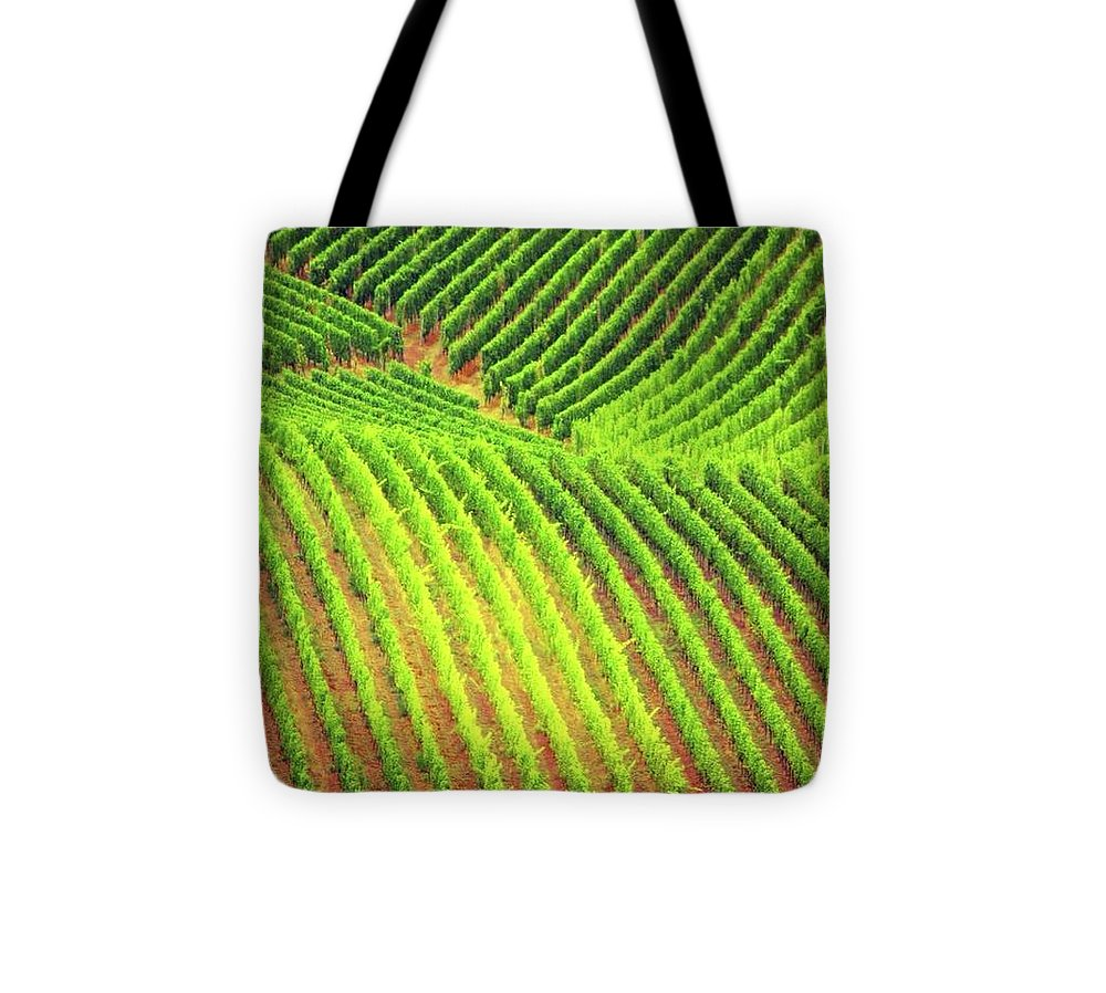 Vineyards  - Tote Bag