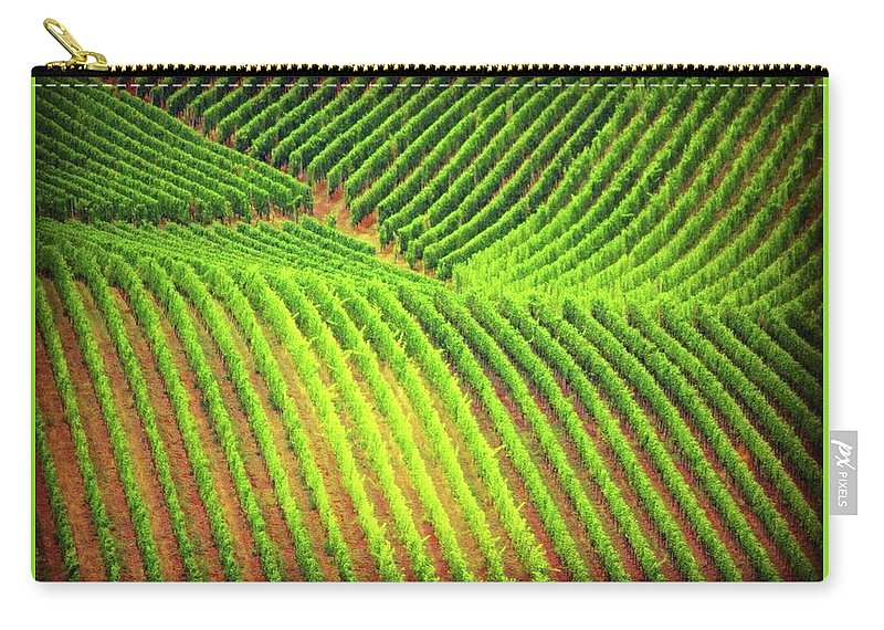 Vineyards  - Carry-All Pouch