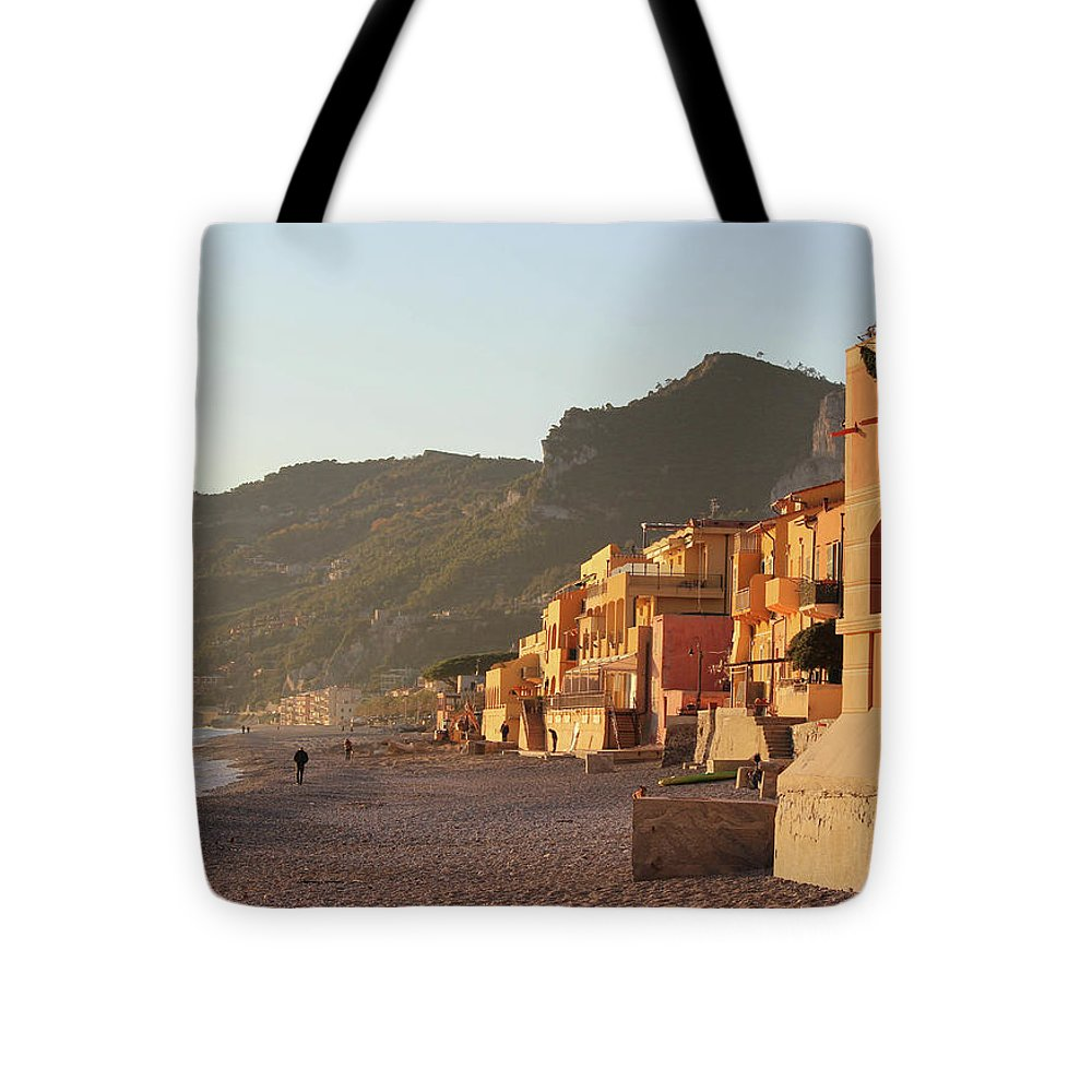 Winter Sunset - Tote Bag