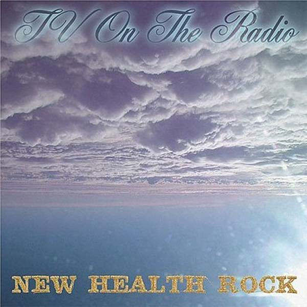 NEW HEALTH ROCK - CD