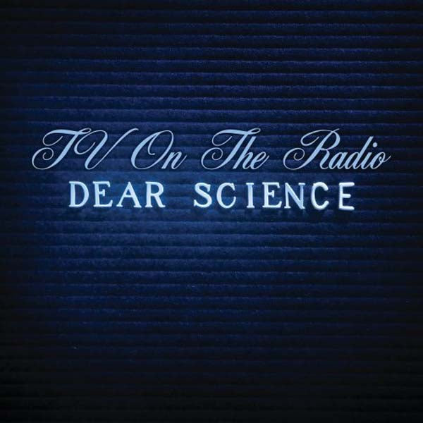 DEAR SCIENCE - CD