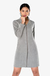 grey formal wear for women