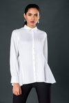 Offbeat White Shirt