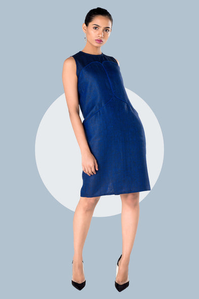 deepblue outfit for women