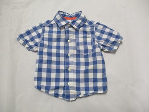 brand_carter's size_9m color_blue Shirt
