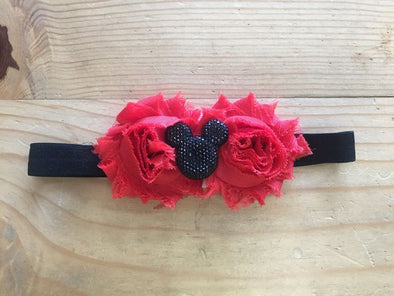 brand_disney color_black red Headband