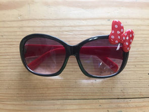 brand_disney color_black red Sunglasses