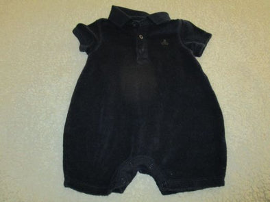 brand_gap size_0-3m color_blue Romper