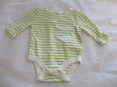 brand_gap size_0-3m color_green Onesie tight