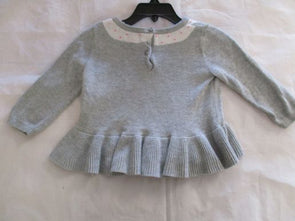 brand_gap size_6-12m color_gray Top