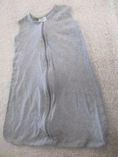 brand_halo size_0-6m color_gray Sleepsack